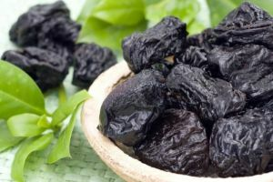prunes with constipation