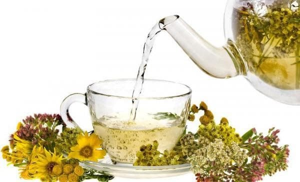 decoction of chamomile for inhalation