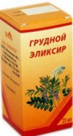 thoracic elixir of cough