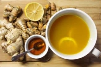 ginger for cold and cough