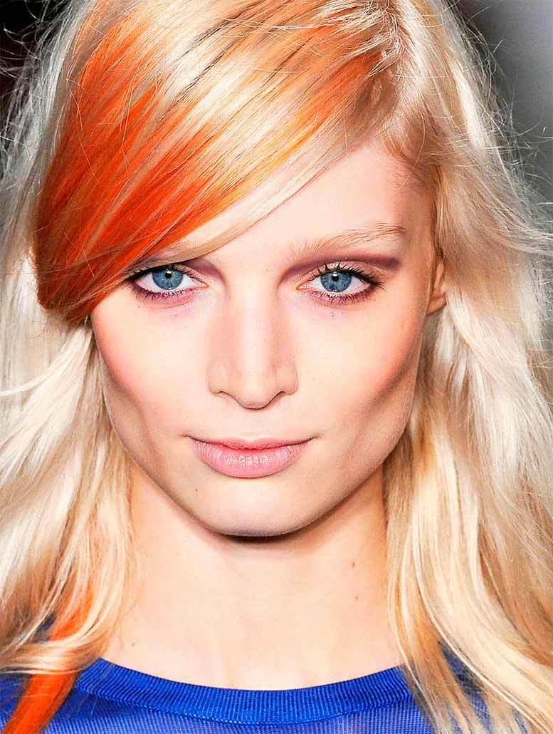 Die Modischsten Haarfarben Sind Herbst Winter 2016 2017 Weiblich