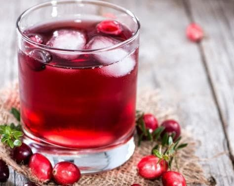 berry fruit drinks to maintain immunity.