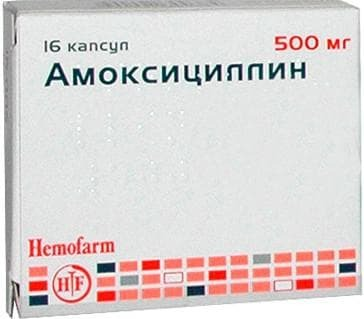 amoxicillin with angina