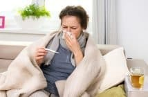 folk antiviral drugs for cold and flu