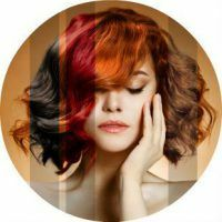 How to dye hair with natural dyes at home