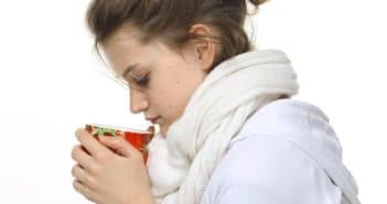 Treatment of dry cough with folk remedies