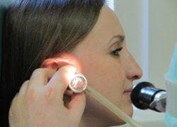 laser therapy for the ears