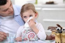 the better to cure a runny nose in a child