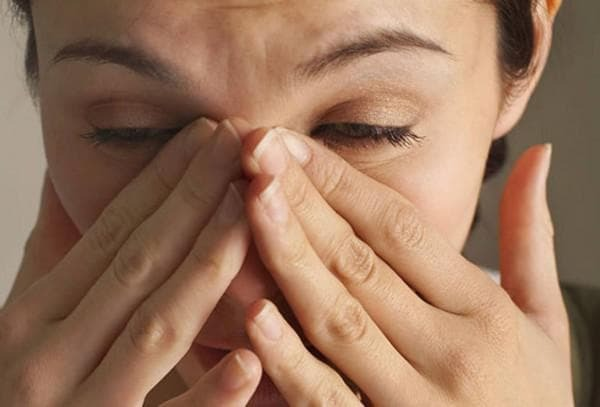 purulent sinusitis symptoms