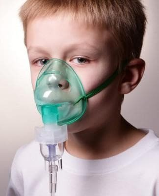inhalation nebulizer.