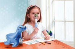 inhalation nebulizer for children