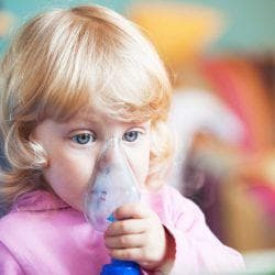 inhalation for children and adults