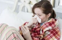 Spray from the common cold with allergies