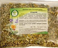 collection of herbs from cough for adults