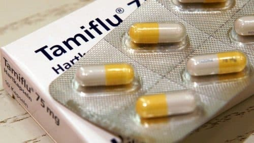 Tamiflu for the treatment of influenza