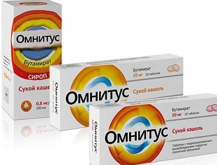 Omnitus from dry cough