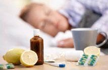 folk remedies against flu and colds