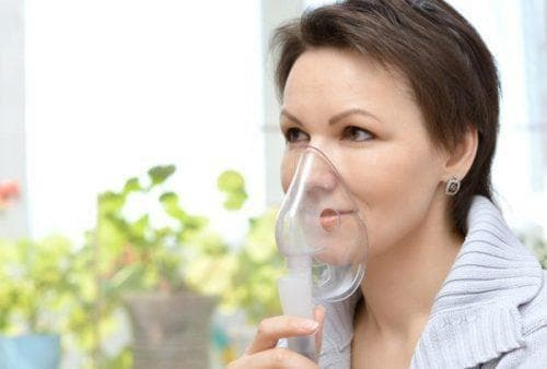 inhalation for adults