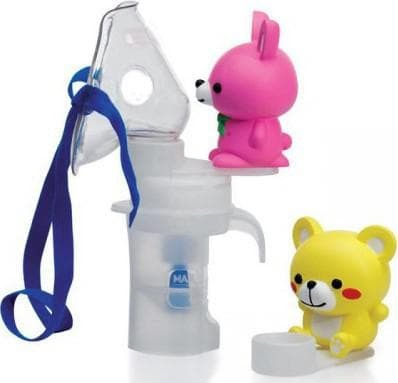 Compressor inhaler for children