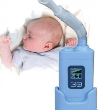 Ultrasonic inhaler for children