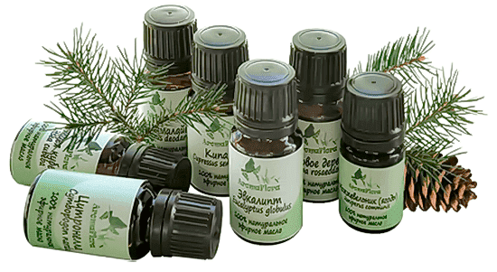 essential oils for inhalations