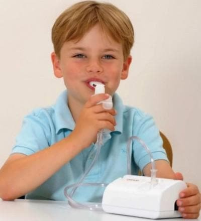 omron inhaler for children and adults