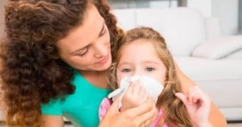 folk remedies for nasal congestion in children