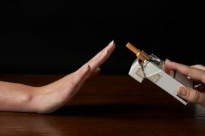 Smoking as a cause of hemorrhoids